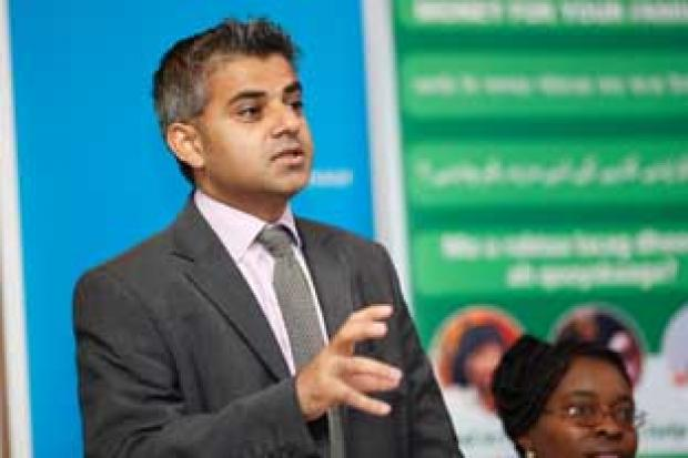 "Wandsworth Guardian: ""No race problem"" . . . Tooting MP Sadiq Khan"