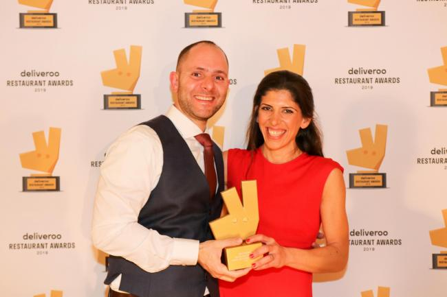 Battersea restaurant triumphs at Deliveroo awards