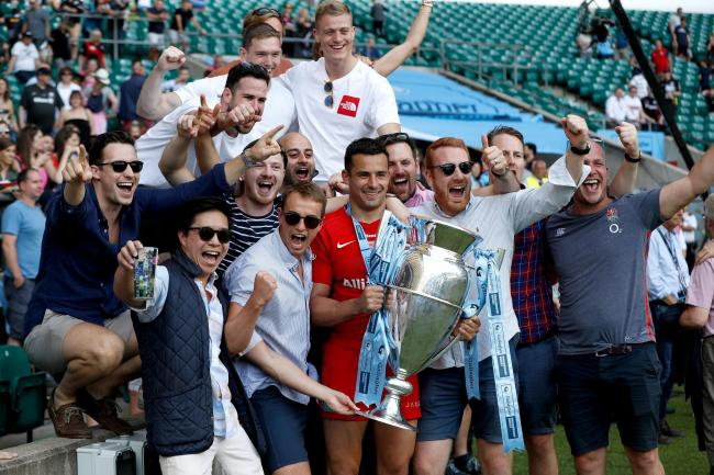 Saracens' Alex Lozowski will be part of the squad to face Racing 92 in France on Sunday