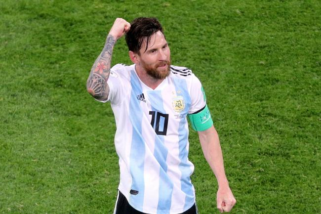 Lionel Messi is expected to be back in action for Argentina when they take on Brazil following his three-month international ban