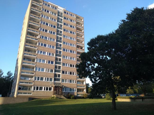 The Alton Estate, which is up for regeneration. Credit - LDR Sian Bayley. Free for reuse.