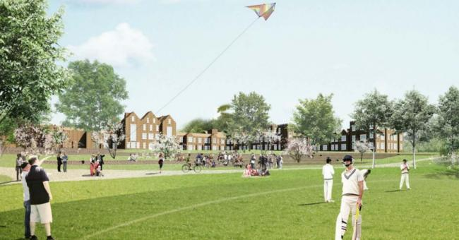 Creation of new 32 acre public park for Wandsworth moves a step closer