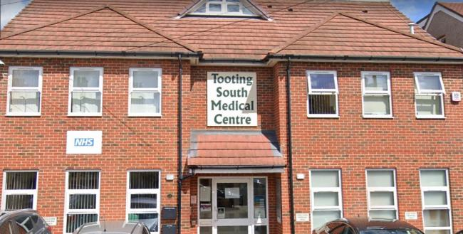 Tooting South Medical Centre. Credit - Screenshot Google Street View.