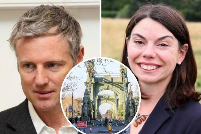 Zac Goldsmith accused his successor, Sarah Olney, of playing