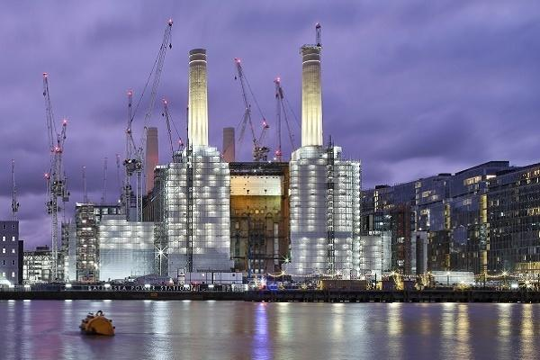 Battersea Power Station shops. Credit - Battersea Power Station. Free for reuse by partners