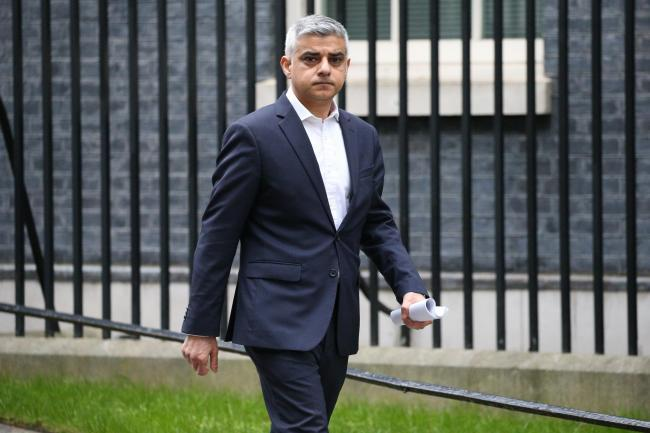 Sadiq Khan admitted that bars, restaurants and social spaces in the capital could remain closed for the foreseeable future