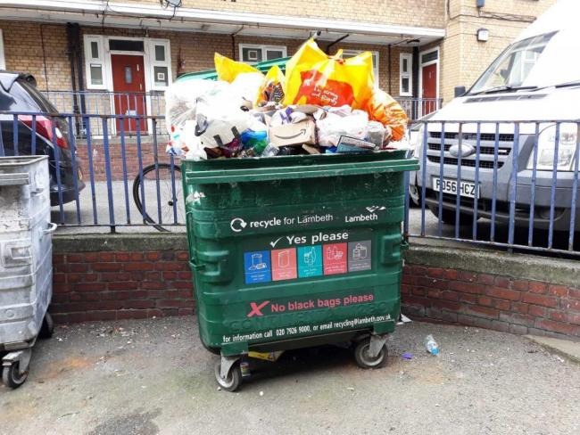 Scammers Are Pretending To Be Lambeth Waste Collectors
