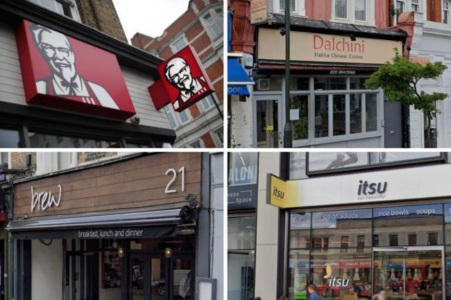A list of restaurants in Wandsworth offering a discount in August