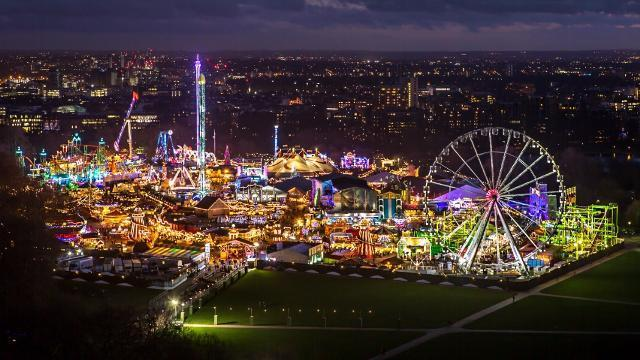 London's Winter Wonderland has been cancelled with a 'heavy heart' due to Covid-19.