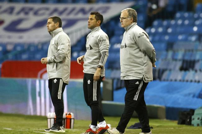 Marcelo Bielsa saw his side beaten at home on penalties