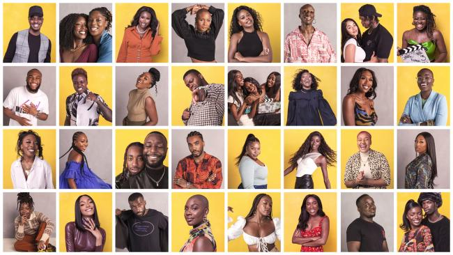 Over 30 Black voices share stories of love for #MyLoveIsBlackLove campaign (image: Bumble)