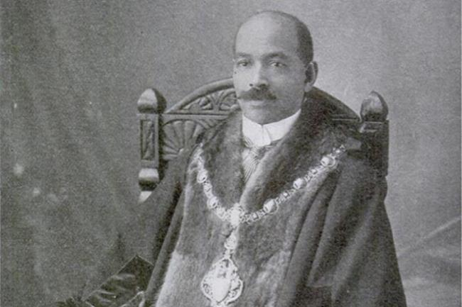 John Archer, first black mayor of London