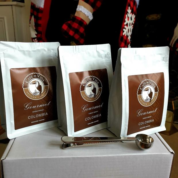 Wandsworth Times: Ethical coffee imported from Columbia