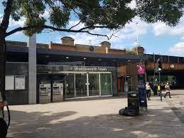 Wandsworth Times: Wandsworth Town Station