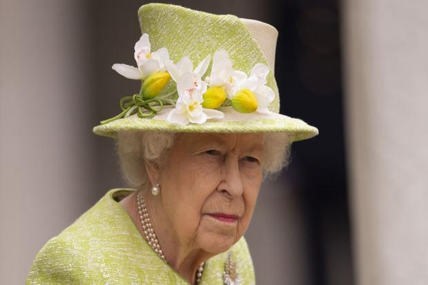 The Queen 'touched' by public support in wake of Prince Philip's death