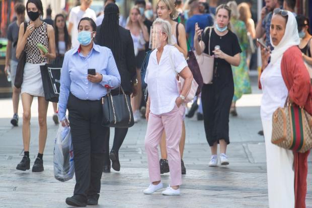 Covid pandemic 'pretty much over' in UK according to coronavirus expert