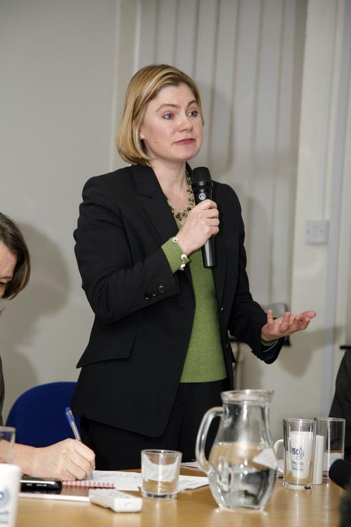 Putney MP Justine Greening facing difficult day as Cabinet reshuffle looms