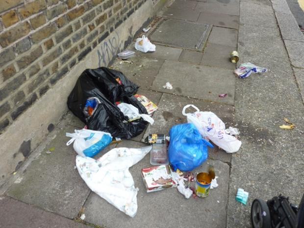 The challenges of tidying up Tooting