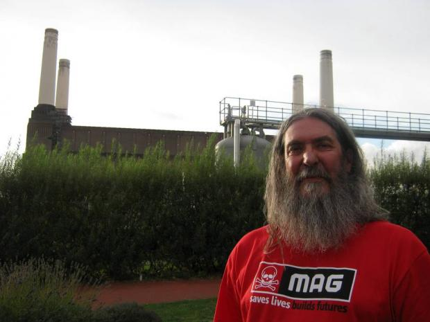 Campaigner pours scorn on power station plans