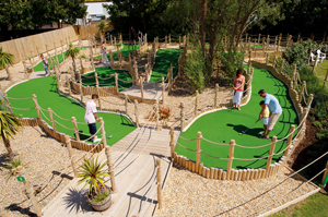 Haven holiday review crazy golf