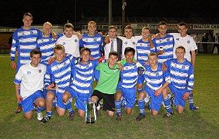 Treble tops: Epsom & Ewell Colts