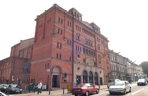 Wandsworth Guardian: The Clapham Grand, Battersea