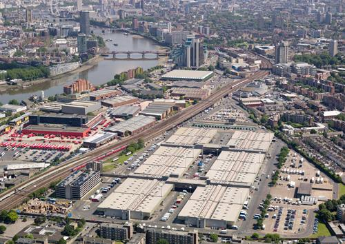 Development partner announced for New Covent Garden Market's £2bn revamp