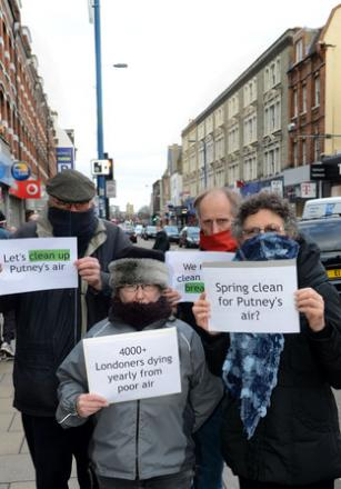 Polluted Putney branded a 'national disgrace'