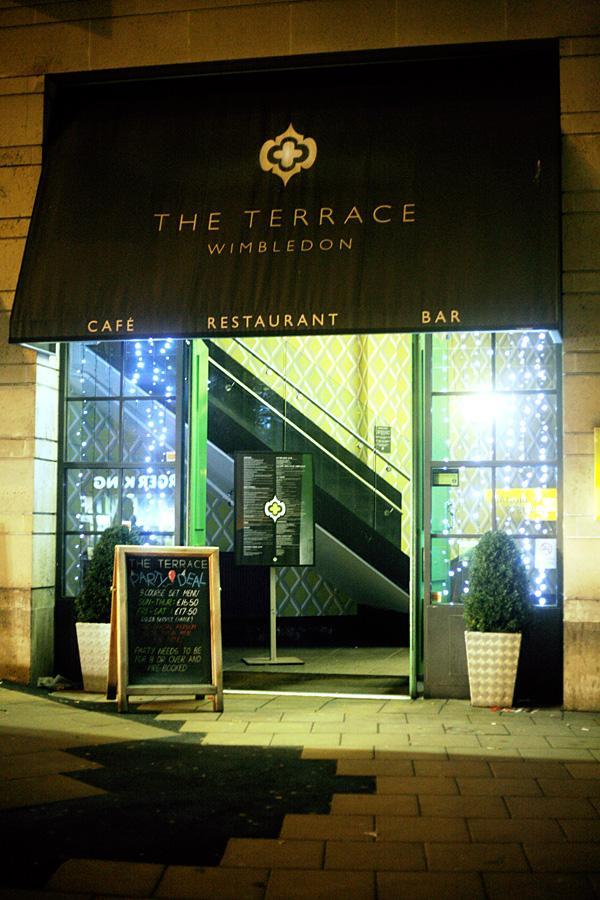 REVIEW: The Terrace, Wimbledon, is a touch of class
