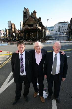 House of Reeves family speak of ordeal during trial as Croydon arsonist changes plead to guilty