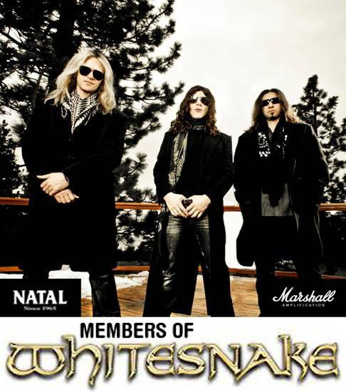 Members of Whitesnake to reopen Rockbottom