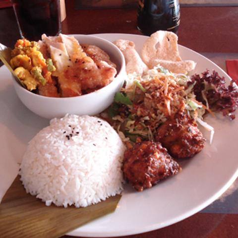 REVIEW: Banana Tree, Battersea