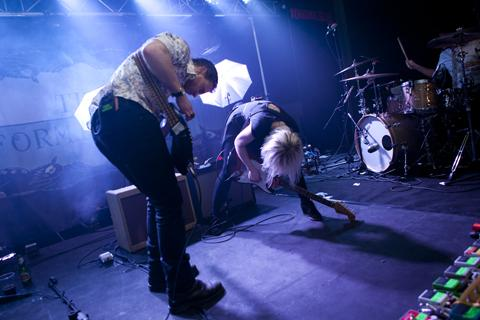 REVIEW: The Joy Formidable - Shoreditch