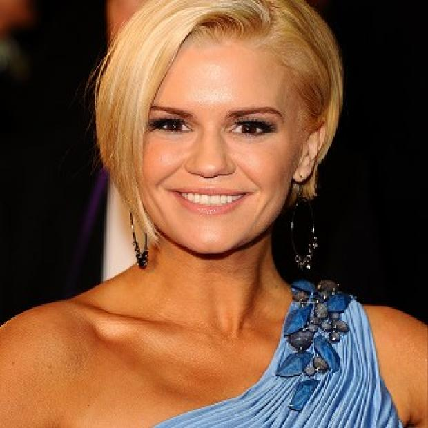 Kerry Katona reckons the odd cigarette during pregnancy is OK