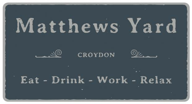 Matthews Yard opened in response to the Croydon riots
