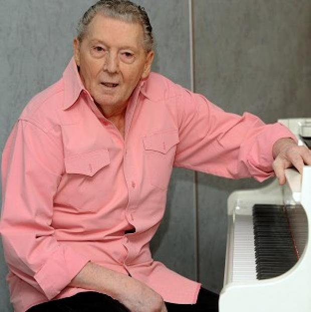Reports suggest Jerry Lee Lewis has married for the seventh time