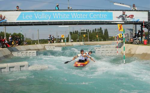 What is the Lee Valley Regional Park?