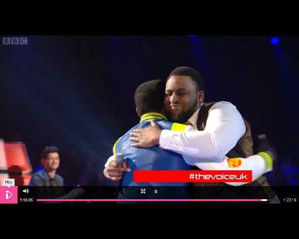 The Voice hopeful dedicates performance to murdered friend