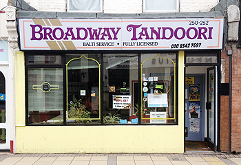 Broadway Tandoori Indian Restaurant