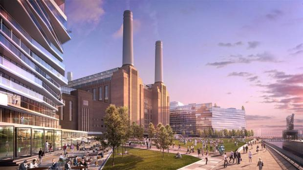 Chelsea bids for Battersea Power Station