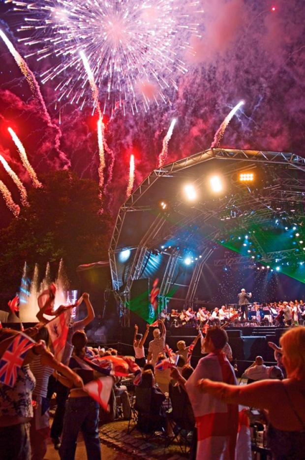 Sunshine and music set to illuminate Beddington Park