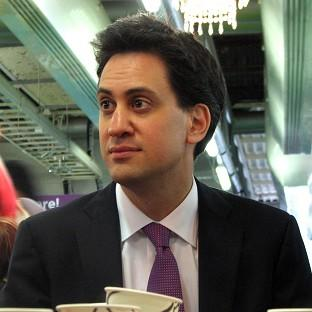 Labour leader Ed Miliband is calling for 'closed circles' in many careers to be opened by improving access to university and vocational training