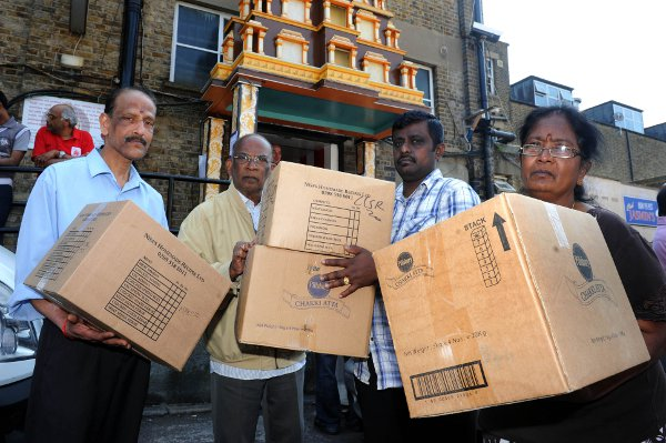 Wandsworth Guardian: WAND Bailiffs execute dawn raid on temple outraging Hindu community