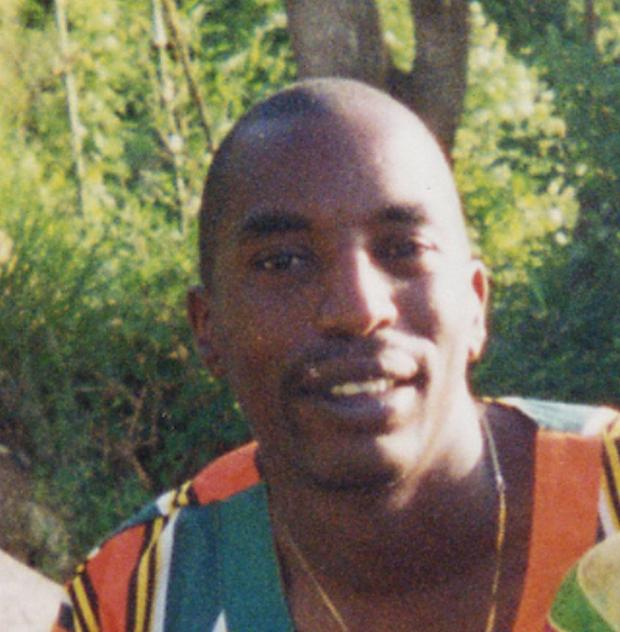 Carlton Ned was shot defending his wife in their Thornton Heath home