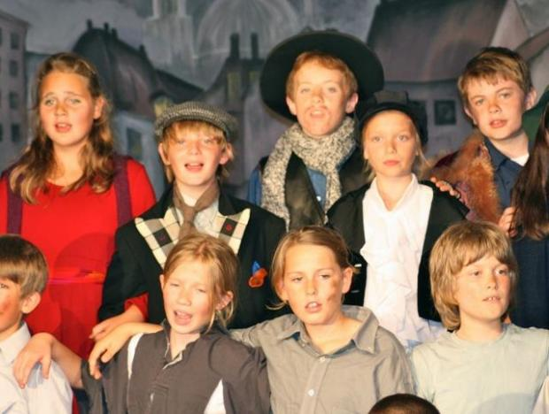 Prospect House School students are performing the classic musical