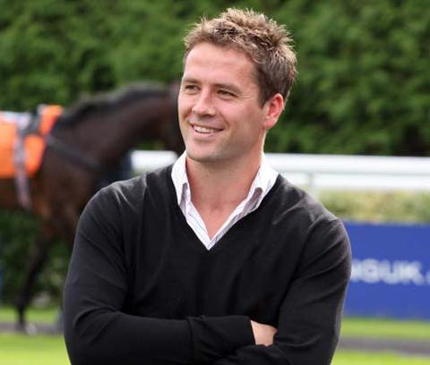 Michael Owen will carry the Olympic torch in Wandsworth