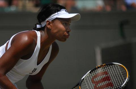 Venus Williams will be at Wimbledon
