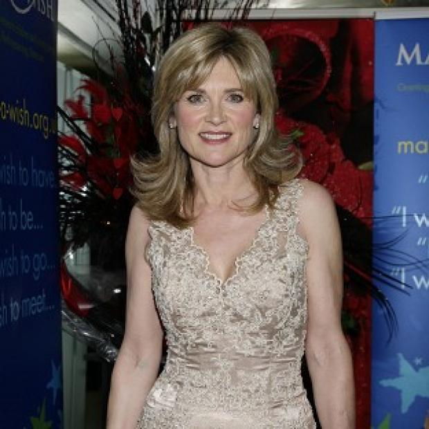 Anthea Turner says she is 'devastated' amid reports her marriage to Grant Bovey is in crisis