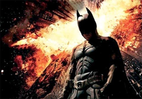 WIN Exclusive Movie Merchandise and tickets to see the action thriller The Dark Knight Rises
