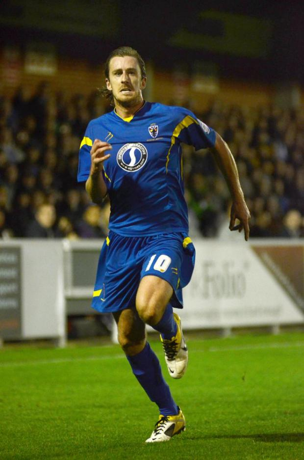 Dons striker Jack Midson